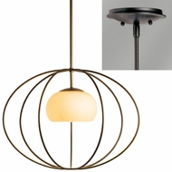Hubbardton Forge 18742-SINGLE Cadence Mini Hanging Pendant Lighting