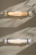 Hubbardton Forge 205960 Cavo Vintage Platinum Finish 4.5  Wide Bathroom Lighting