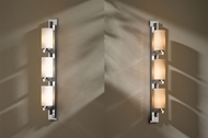Hubbardton Forge 206315 Ondrian Vintage Platinum Finish 4.8  Wide Lighting For Bathroom