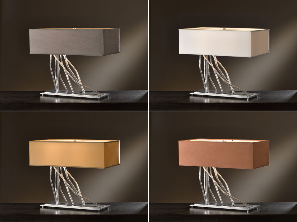 Hubbardton forge 277763 brindille vintage platinum finish 167 hubbardton forge 277763 brindille vintage platinum finish 167nbsp tall table top lamp loading zoom aloadofball Images