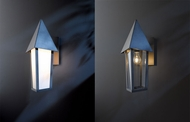 Hubbardton Forge 303053 Elton 10.3  Wide Exterior Wall Sconce