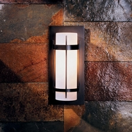 Hubbardton Forge 305892 Banded LED Outdoor Wall Sconce Lighting