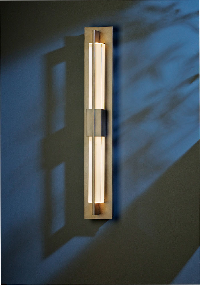 Hubbardton forge 306420d double axis 42 tall led outdoor lighting hubbardton forge 306420d double axis 42nbsp tall led outdoor lighting sconce loading zoom aloadofball Gallery