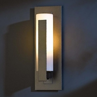 Hubbardton Forge 307285 Vertical Bar LED Outdoor Wall Lighting