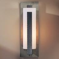 Hubbardton Forge 307287 Vertical Bar LED Outdoor Light Sconce