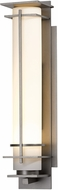 Hubbardton Forge 307860 After Hours Fluorescent Exterior Medium Wall Lighting