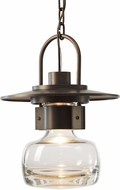 Hubbardton Forge 363005 Mason Exterior Drop Lighting