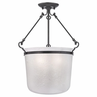 Hudson Valley 1032 Amenia 16.25  Wide Transitional Ceiling Light Fixture