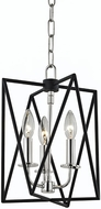 Hudson Valley 1110-PN Laszlo Polished Nickel 10.25  Foyer Light Fixture