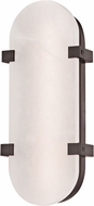 Hudson Valley 1114-OB Skylar Modern Old Bronze LED Wall Lamp