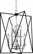 Hudson Valley 1118-PN Laszlo Polished Nickel 18.25  Entryway Light Fixture