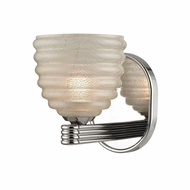 Hudson Valley 1131-PN Thorton Polished Nickel Xenon Lighting Wall Sconce