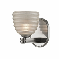 Hudson Valley 1131-SN Thorton Satin Nickel Xenon Wall Lighting Sconce