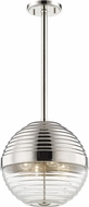 Hudson Valley 1214-PN Easton Modern Polished Nickel Hanging Light