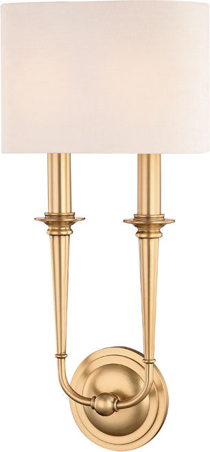 Hudson valley 1232 agb lourdes aged brass 2 light wall sconce hudson valley 1232 agb lourdes aged brass 2 light wall sconce lighting loading zoom aloadofball Gallery