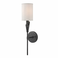 Hudson Valley 1311-OB Tate Old Bronze Finish 4.75  Wide Wall Lamp