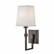 Hudson Valley 1361-OB Fletcher Modern Old Bronze Wall Sconce