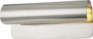 Hudson Valley 1513-PN Accord Contemporary Polished Nickel 13 Wall Light Fixture