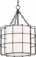 Hudson Valley 1516-OB Sovereign Modern Old Bronze LED 16  Drop Ceiling Light Fixture