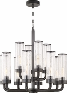 Hudson Valley 1726-OB Soriano Contemporary Aged Old Bronze Chandelier Lighting
