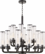 Hudson Valley 1732-OB Soriano Modern Aged Old Bronze Chandelier Light