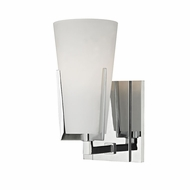 Hudson Valley 1801-PC Upton Polished Chrome Xenon Wall Light Sconce
