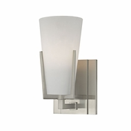 Hudson Valley 1801-SN Upton Satin NickeL Xenon Wall Lighting Fixture