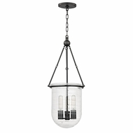Hudson Valley 213-OB Willet Old Bronze Finish 12.5  Wide Lighting Pendant