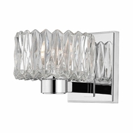 Hudson Valley 2171-PC Anson Modern Polished Chrome Xenon Wall Sconce