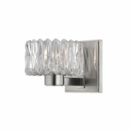 Hudson Valley 2171-SN Anson Contemporary Satin Nickel Xenon Wall Lamp