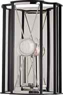 Hudson Valley 2200-PN Cresson Polished Nickel Wall Sconce Lighting