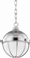 Hudson Valley 2309-PN Sumner Modern Polished Nickel Mini Hanging Pendant Lighting