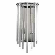 Hudson Valley 2511-PN Lewis Polished Nickel Lighting Sconce