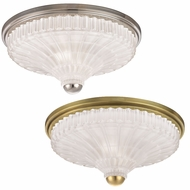 Hudson Valley 2513 Paris Transitional 14 x6  Ceiling Lighting Fixture