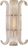 Hudson Valley 2900-PN Brasher Contemporary Polished Nickel Wall Light Sconce