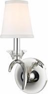 Hudson Valley 3191-PN Marcellus Polished Nickel Wall Sconce