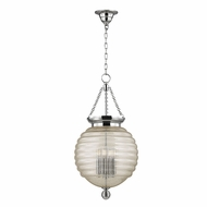 Hudson Valley 3214-PN Coolidge Polished Nickel Drop Ceiling Lighting