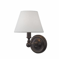 Hudson Valley 3221-OB Sidney Old Bronze Wall Light Fixture