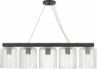 Hudson Valley 3240-OB Charles Modern Old Bronze Kitchen Island Lighting