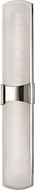 Hudson Valley 3426-PN Valencia Modern Polished Nickel LED Wall Lamp