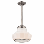 Hudson Valley 3809-SN Odessa Satin Nickel Finish 66.75  Tall Mini Drop Lighting Fixture