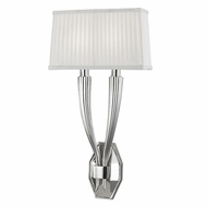Hudson Valley 3862-PN Erie Polished Nickel Wall Sconce