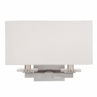 Hudson Valley 392 Montauk 12  Wide Light Sconce