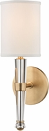 Hudson Valley 4110-AGB Volta Aged Brass Wall Lighting