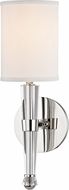 Hudson Valley 4110-PN Volta Polished Nickel Sconce Lighting