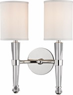 Hudson Valley 4120-PN Volta Polished Nickel Lighting Sconce