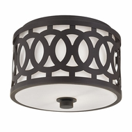 Hudson Valley 4310-OB Genesee Old Bronze Ceiling Lighting Fixture
