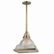 Hudson Valley 4414-AGB Harriman Aged Brass Finish 71.25  Tall Drop Lighting