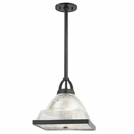 Hudson Valley 4414-OB Harriman Old Bronze Finish 14.25  Wide Drop Ceiling Lighting