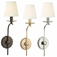 Hudson Valley 4481 Clyde 19  Tall Wall Light Sconce